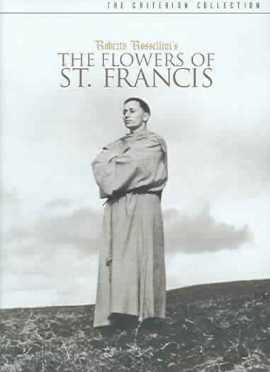 FLOWERS OF ST FRANCIS BY ROSSELLINI,ROBERTO (DVD)
