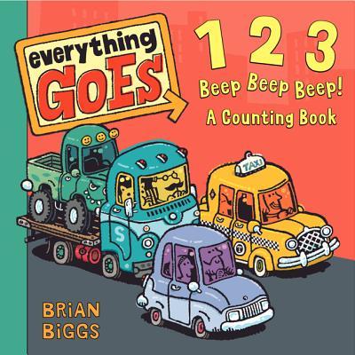 123 Beep Beep Beep! By Biggs, Brian/ Biggs, Brian (ILT)